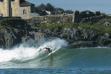 Mundaka, Spain October 13 Photographic Print by Grant Ellis