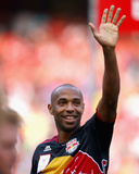 London, ND July 31 - Thierry Henry Photographic Print by Richard Heathcote