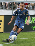Vancouver, DA July 30 - Landon Donovan Photographic Print by Jeff Vinnick