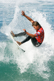Torquay, Australia March 22 - Bruce Irons Photographic Print by Quinn Rooney