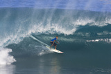 Pipeline, HI December 8 - Mark Healey Photographic Print by Pierre Tostee