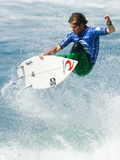 Torquay, Australia March 22 - Ricky Basnett Photographic Print by Quinn Rooney