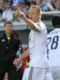 Vancouver, DA March 19 - Jay DeMerit Photographic Print by Jeff Vinnick