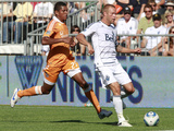 Vancouver, DA August 27 - Carlo Costly and Jay DeMerit Photographic Print by Jeff Vinnick