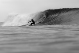 San Clemente, CA September 18 - Andy Irons Photographic Print by Donald Miralle