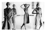 Vogue - April 1975 Regular Photographic Print by Deborah Turbeville