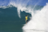 Pipeline, HI December 8 - Brian Pacheco Photographic Print by Pierre Tostee