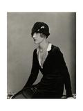 Vanity Fair - August 1926 Regular Photographic Print par Charles Sheeler
