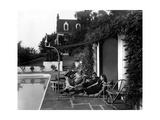 House & Garden - June 1947 Regular Photographic Print by André Kertész