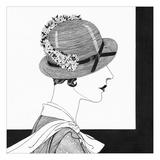 Vogue - February 1932 Giclee Print by Douglas Pollard