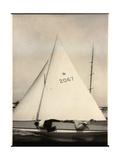 Vogue - June 1947 Regular Photographic Print by George Platt Lynes