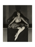 Vanity Fair - September 1923 Regular Photographic Print by Edward Steichen