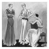 Vogue - May 1932 Regular Giclee Print by  Creelman