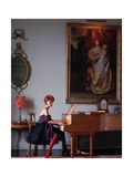 Vogue - September 1991 Photographic Print by Arthur Elgort