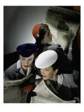 Vogue - February 1943 Regular Photographic Print by Horst P. Horst