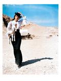 Vogue - June 2001 Photographic Print by Arthur Elgort