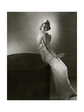 Vanity Fair - September 1935 Regular Photographic Print by Edward Steichen