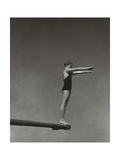 Vanity Fair - September 1932 Regular Photographic Print par Edward Steichen