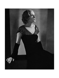 Vanity Fair - October 1931 Regular Photographic Print par Charles Sheeler