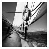 Vogue - June 1947 - Ocean View Regular Photographic Print by George Platt Lynes