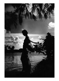 Vogue - February 1935 Regular Photographic Print by Toni Frissell