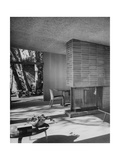 House & Garden - August 1949 Photographic Print by Julius Shulman