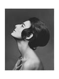 Vogue - June 1966 Photographic Print by Karen Radkai