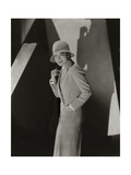 Vanity Fair - August 1928 Regular Photographic Print by Edward Steichen