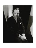 Vanity Fair - March 1931 Fotografie-Druck von Tony Von Horn