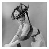 Vogue - December 1963 - My Fair Lady Regular Photographic Print van Cecil Beaton