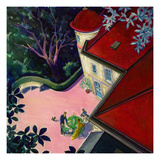 House & Garden - January 1930 Giclee Print by Walter Buehr