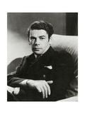 Vanity Fair - August 1932 Fotografie-Druck von Tony Von Horn
