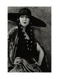 Vanity Fair - January 1923 Photographic Print by Nickolas Muray