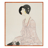 Vogue - July 1929 Giclee Print by Douglas Pollard