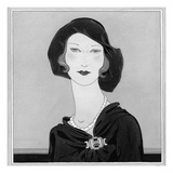 Vogue - September 1929 Giclee Print by Douglas Pollard