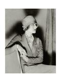 Vanity Fair - October 1926 Fotografisk trykk av Charles Sheeler