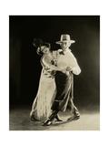 Vanity Fair - November 1922 Regular Photographic Print by James Abbé