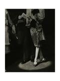 Vogue - December 1926 Regular Photographic Print by Edward Steichen