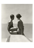 Vogue - July 1930 Photographic Print by George Hoyningen-Huené