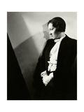Vanity Fair - August 1931 Fotografie-Druck von Tony Von Horn