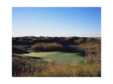 Dakota Dunes Golf Links Regular Photographic Print by Stephen Szurlej