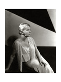 Vanity Fair - March 1931 Premium-Fotodruck von Tony Von Horn