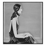 Vogue - August 1929 Giclee Print by Douglas Pollard