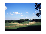 Bethpage State Park Black Course. December 2001 Photographic Print by Stephen Szurlej