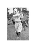Gene Sarazen, The American Golfer January 1931 Regular Photographic Print