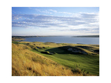 Sutton Bay Golf Club, Hole 15 Regular Photographic Print by Stephen Szurlej