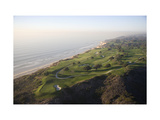 Torrey Pines Municipal G.Cse., Hole 3 Photographic Print by Stephen Szurlej