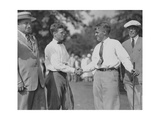 Bobby Jones, 1925 U.S. Amateur at Oakmont Country Club Regular Photographic Print