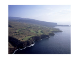 The Challenge at Manele, coastline Regular Photographic Print by Stephen Szurlej