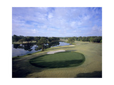 AC Read Golf Club, Hole 5 Regular Photographic Print by Stephen Szurlej